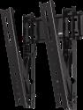 hama TILT - TV-Wandhalterung - 25 cm (10) - 117 cm (46) - Schwarz