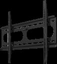 hama FIX Ultraslim - TV-Wandhalterung - 56/142 cm - Schwarz