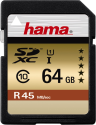 hama SDXC Flash-Speicherkarte, 64 GB
