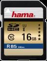 hama Carte mémoire SDHC 16 Go Classe 10 UHS-I 85 Mo/S