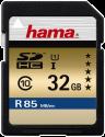 hama Carte mémoire SDHC 32 Go Classe 10 UHS-I 85 Mo/S