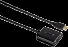 THOMSON 132124 - Boîtier de commutation HDMI™ - Noir