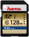 hama SDXC 128 GB Class 10 UHS-I 85 MB/S