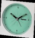 hama A400 - Sveglia - Fluorescente - Bianco/Verde