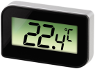 xavax Digitales Kühl-/Gefrierschrankthermometer, weiss