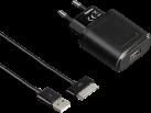 hama Kit chargeur - Pour tablettes PC Samsung Galaxy - Noir