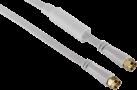 hama cavo satellitare piatto, 7.5 m