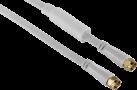 hama cavo satellitare piatto, 10 m