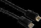 hama High Speed HDMI™- Kabel - Stecker - 7.5 m - Schwarz
