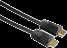 hama High Speed HDMI™-Kabel, Stecker - Stecker, 1.5 m