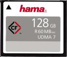hama CompactFlash 128 GB - 60 Mbit/s - Schwarz