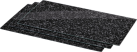 xavax Glasschneideplatte Granit 52 cm x 30 cm