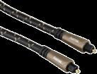 hama Audio-Lichtleiter-Kabel, ODT-Stecker (Toslink), 75 cm