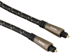 hama Câble fibre optique audio, Fiche ODT (Toslink), 3 m
