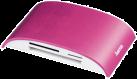 hama USB-3.0-Multi-Kartenleser Pro, pink