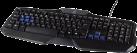 hama Gaming Keyboard uRage Exodus - Schwarz