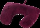 hama 2in1-Mikroperlen-Reisekissen, violett