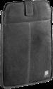 aha Sleeve Vintage Big - Tablet-Schutzhülle - Für Displaygrösse 10 / 25.6 cm - Schwarz