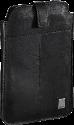 aha Sleeve Vintage Small - Tablet-Schutzhülle - Für Displaygrösse 7 / 17.8 cm - Schwarz