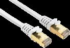 hama Câble réseau CAT-5e STP, 1.5 m, blanc