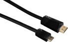 hama High Speed Mini-HDMI-Kabel, 1.5 m