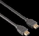 hama 00125282 - Cavo HDMI - 1.8 m - Grigio