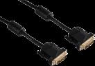 hama DVI-Kabel, 1.8 m, schwarz