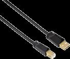 hama Cavo USB 2.0 A-B 125205, 3 m