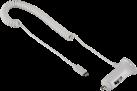 hama 119430 - KFZ-Ladegerät - Für Apple iPad - Weiss