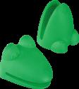 xavax Silikon-Ofenhandschuh Frosch