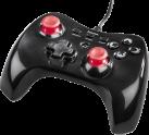 hama Controller Vendetta - für PS3 - Schwarz