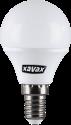 xavax High Line LED-Lampe, 4 W, Tropfenform, E14, warmweiss