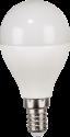 xavax High Line LED-Lampe, 6.9 W, Tropfenform, E14, warmweiss