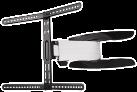 hama TV-Wandhalterung FULLMOTION, XL, Curved-TV, schwarz