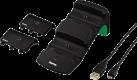 hama Dual Charger Extra - für Xbox One/One S - Schwarz