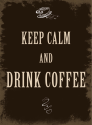 xavax Dekoschild Drink Coffee