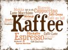 xavax Pannello di decorazione Kaffee