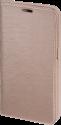 hama Booklet Slim für Samsung Galaxy S6, puder