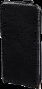 hama Flap-Tasche Smart Case für Samsung Galaxy S6 Edge, schwarz