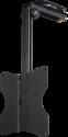hama TV-Deckenhalterung - 46 / 117 cm - Schwarz