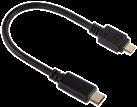 hama cavo adattatore USB tipo C 135713, dorato, 0.15 m