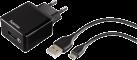 hama Qualcomm® Quick Charge™ 2.0