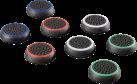 hama Control-Stick-Aufsätze-Set Colors 8in1 für PS4