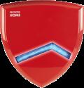 xavax Aussensirene - für Funk-Alarm-System FeelSafe - Rot