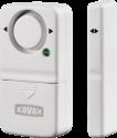 xavax Capteur d'alarme de fenêtre/porte - blanc