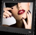 hama 8SLB - Digitaler Bilderrahmen - 8/20.32 cm - Schwarz