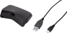 hama Erweiterungs-Akku Black Thunder für Dualshock 4 Controller der PS4