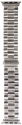 hama Steel, 38 mm, AW, silber