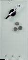 hama Glas-Magnetboard, 20 x 40 cm, weiss