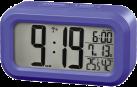 hama RC 660 - Sveglia Radio - Funzione snooze - Blu